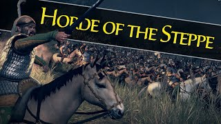 Total War: Rome 2 - The Horde of the Steppe | (Mod Overview)