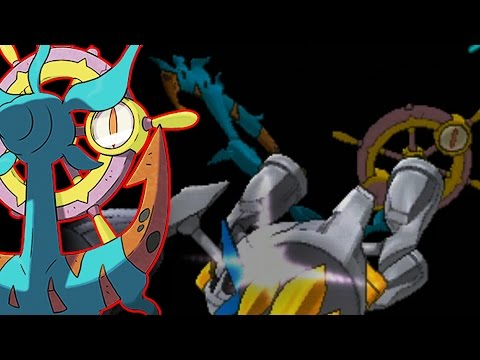 EPIC DHELMISE SWEEP IN POKEMON SUN AND MOON!