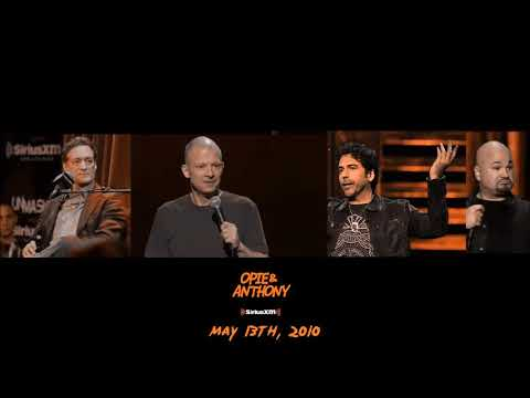 Anthony Cumia, Jim Norton, Greg Giraldo, Bob Kelly (2010)
