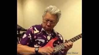 Kampuang Nan Jauh Di Mato (Oslan Husein) - guitar cover by Johny Damar