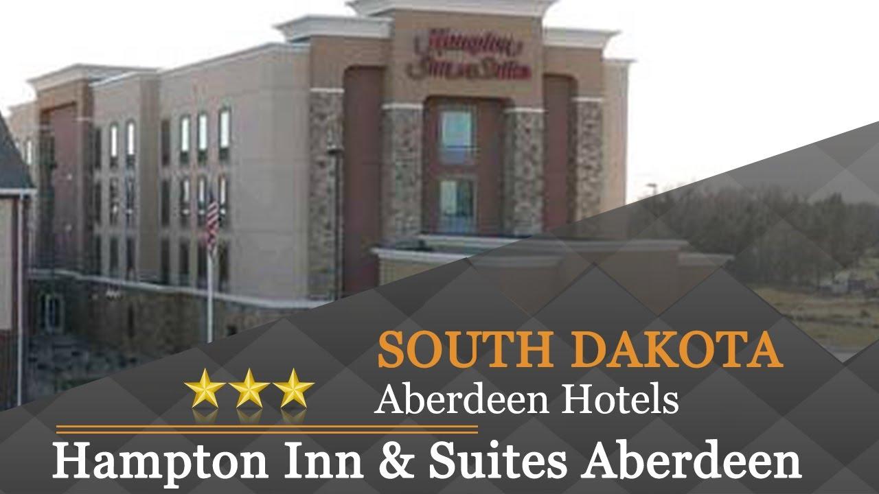 Hampton Inn Suites Aberdeen Hotels South Dakota