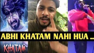 Emiway Explain Why He Diss Raftaar | Raftaar Reaction To Emiway Bantai - KHATAM | Drama Over ??