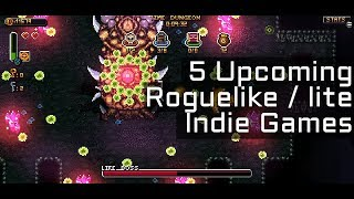 Top 5 Upcoming Roguelike / Roguelite Indie Games in 2018 - Part 1