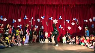 HIP HOP JUNIORS ''Three in SHOES''27.12.2015.