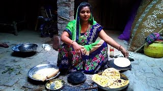 SPECIAL INDIAN EVENING ROUTINE 2018 | DAILY INDIAN KITCHEN ROUTINE | VILLAGE STYLE COOKING
