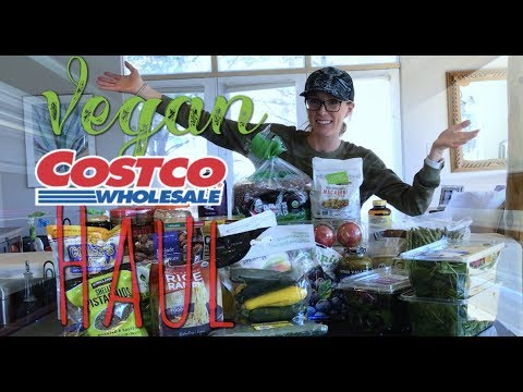 2019 Vegan, Healthy & Organic Costco Haul ...WHAT YOU NEED TO GET NOW...plus a little Trader Joe's