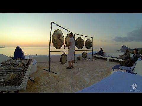 Ibiza Gong Medtation by Kosma Solarius