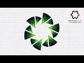 illustrator tutorial - How to create Circle Logo Design Using LowPoly Style - Logo Design