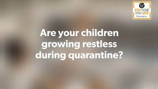 Five ways to keep your preschooler engaged during quarantine