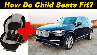 2016 Volvo XC90 Child Seat Review
