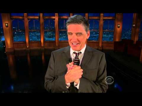 Late Late Show with Craig Ferguson 6/28/2010 Howie Mandel, Jane Adams, Drew Thomas