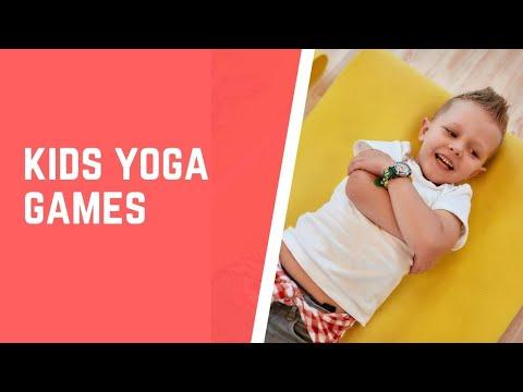 Kids Yoga Games & Activities