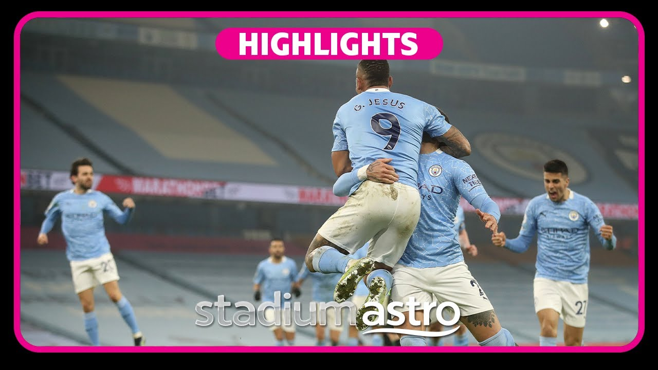 Manchester City 4 - 1 Wolverhampton Wanderers | EPL Highlights | Astro SuperSport