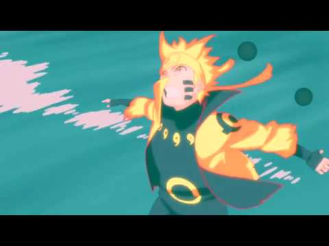 Naruto Shippuden AMV Linkin Park In The End Naruto VS Sasuke