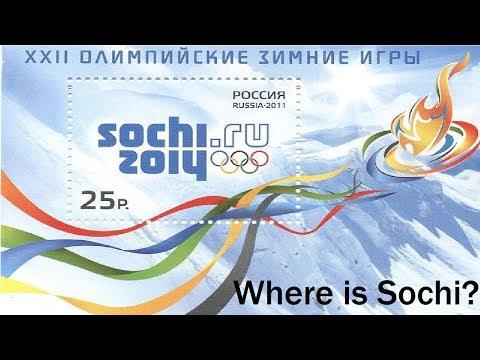 Sochi 2014: Where is Sochi?