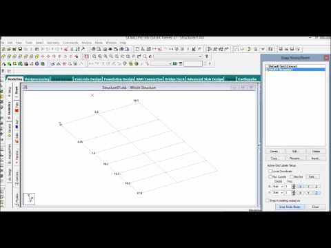 Analysis And Design Of Multistorey Building Using Staad Pro