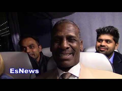 Michael Spinks Says Only 1 Fighter Was On juice In His Days EsNews Boxing