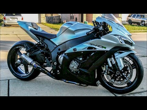 CBR 1000RR SP1 vs Yamaha R1M vs Kawasaki ZX10R ZX14 vs BMW S1000RR- Throwback