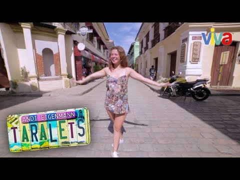 [FULL EPISODE] Taralets: Andi Eigenmann explores Vigan