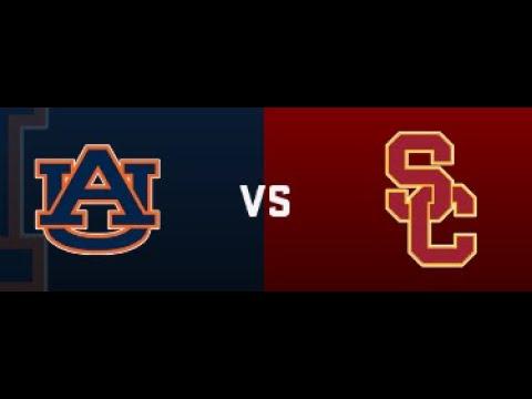 2014 Week 1: (4)Auburn at USC- 2KCAA Football on DVSU
