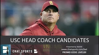 Top 10 Candidates To Replace Clay Helton As Next USC Football Head Coach In 2019 (If He's Fired)