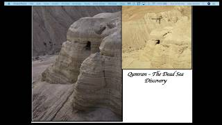 Qumran - The Dead Sea Discovery