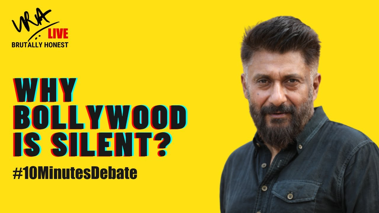 #10MinutesDebate | Why Bollywood is silent?