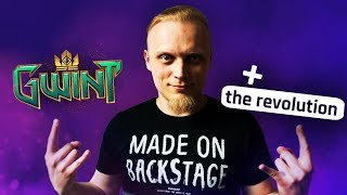 Zapis live - Gwint + We. The Revolution #1