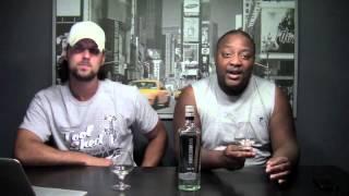 Boozerevooze Episode #93 New Amsterdam Gin