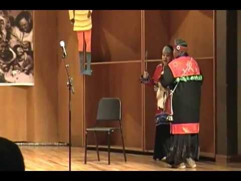Festival 2013 Tlingit and Haida Dancers of Anchorage