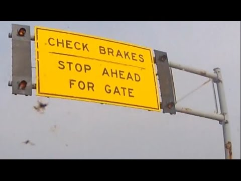 Funny CB Radio Talk: What to do when Your Brakes Fail in a Rig a 1/4 Mile from Toll Booth!