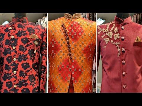 wedding wear collection / wedding wear sherwani dresses / indo western / cheapest wholesale price /