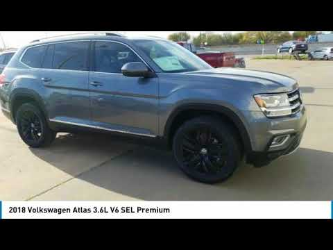 2018 Volkswagen Atlas Irving TX, Grapevine TX, Arlington TX, Dallas TX, Frisco TX JC560610