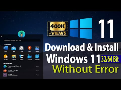 How To Download Windows 11 & Install 2020  😍💖👍
