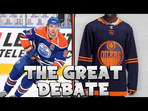 RANT: The Edmonton Oilers Leaked Third Jersey + Debate On Returning To The Royal Blue Jerseys