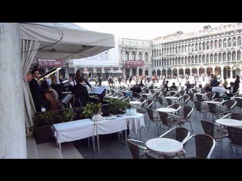Music at Venice's Caffè Florian