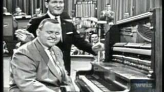 Big Tiny Little on The Lawrence Welk Show (1-11-1958) UPDATED AUDIO