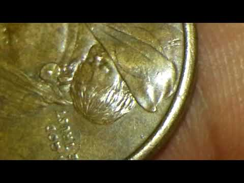 2000 D SACAGAWEA RINGS MINT ERROR