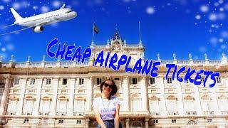 Как купить билеты на самолет дешево? Лайфхаки и советы(, 2016-09-20T00:11:28.000Z)