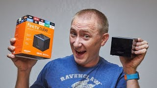Amazon Fire TV Cube - The Ups and Downs