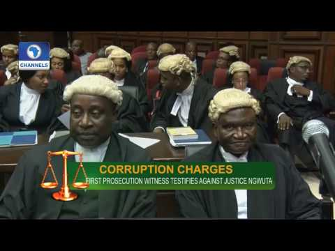 Update On Saraki,Tarfa, Justices Ademola & Ngwuta,Oil Subsidy Fraud Cases