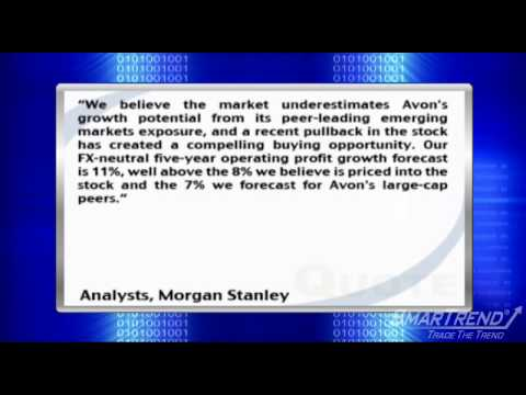 Analyst Insight: Morgan Stanley Initiates Avon Products With OW Rating  (AVP,MS)