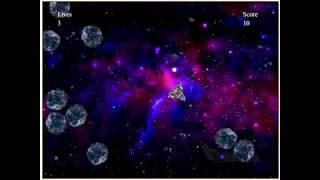 Asteroides Juego en Python JonathanMelgoza com