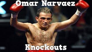 Omar Narvaez - Highlights / Knockouts