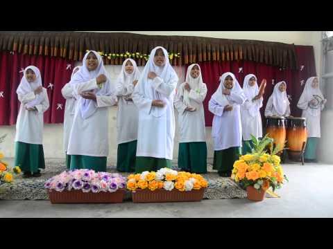 Persembahan Nasyid (Perempuan) - SRA Sg. Merab Luar