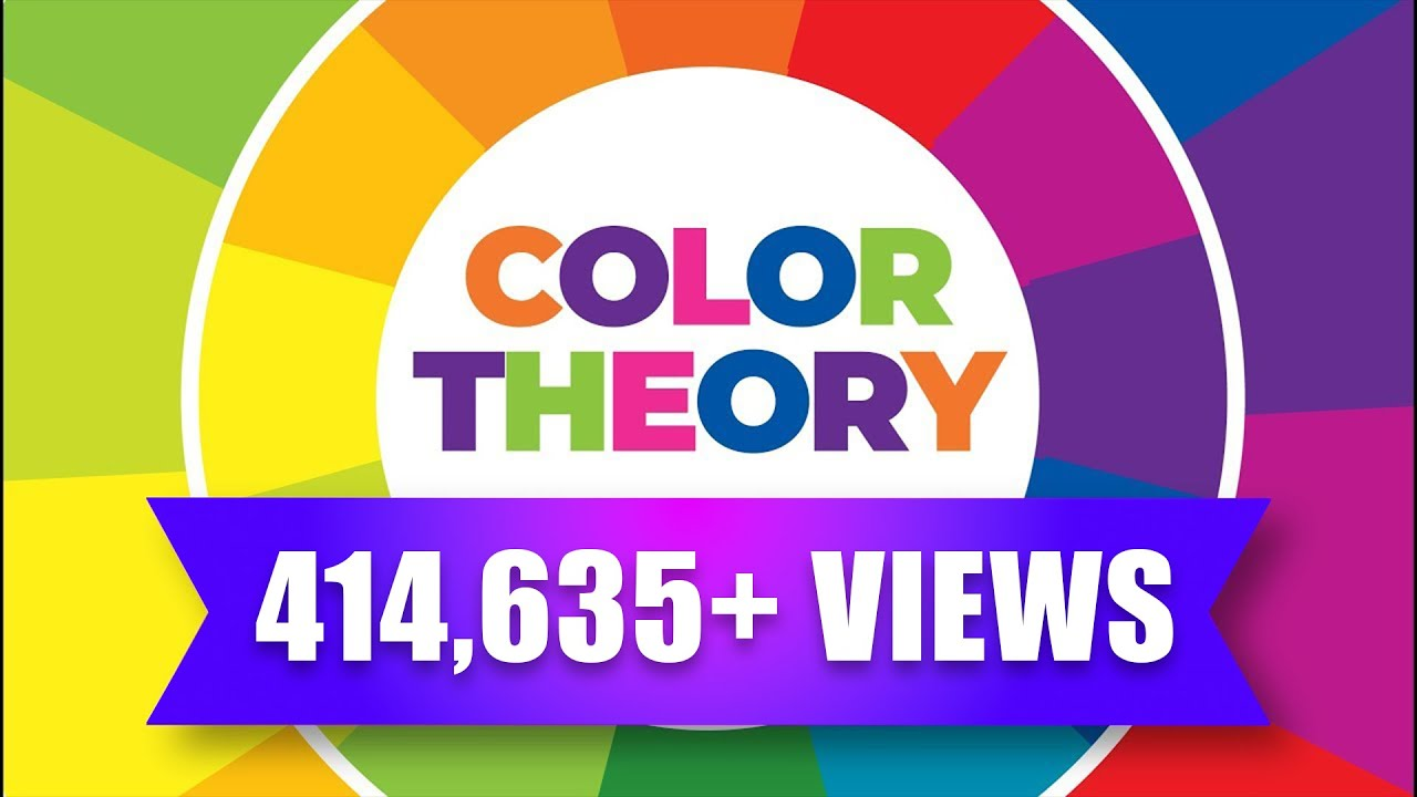 Colour Theory In Hindi Learn How To Choose Colours Youtube