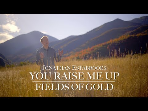 You Raise Me Up / Fields of Gold MASHUP | Jonathan Estabrooks