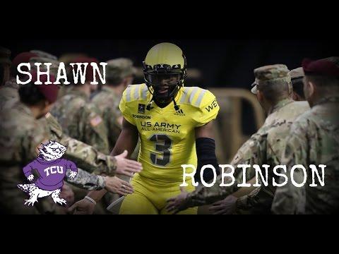 QB|| SHAWN ROBINSON||2016 HIGHLIGHTS