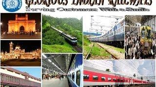 SKIPPING MAJOR STATIONS OF GLORIOUS INDIAN RAILWAYS : INDIAN RAILWAYS!!!!!!!