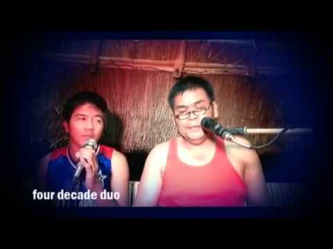 Big Diamonds cover by THE FOUR DECADE DUO